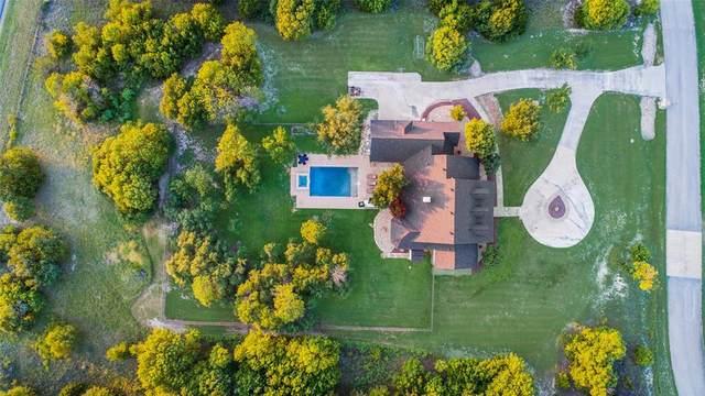 134 Bluff Creek Road, Weatherford, TX 76087 (MLS #14658874) :: Robbins Real Estate Group