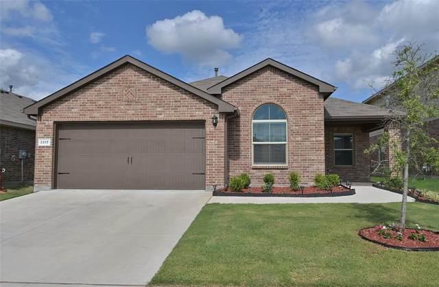 2317 Williston Court, Fort Worth, TX 76108 (MLS #14661763) :: Real Estate By Design
