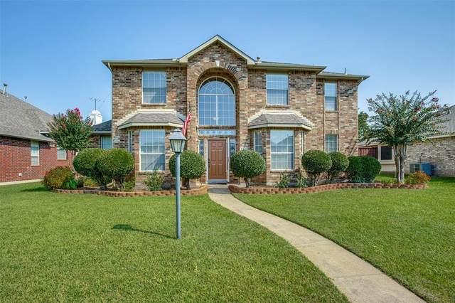 8317 Meadowview Street, Rowlett, TX 75088 (MLS #14662310) :: 1st Choice Realty