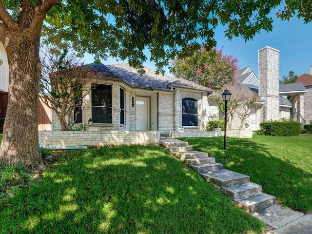 1346 Creekview Drive, Lewisville, TX 75067 (MLS #14662976) :: Real Estate By Design