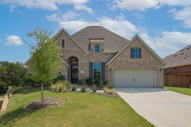 924 Quail Hollow Avenue, Denton, TX 76210 (MLS #14664157) :: All Cities USA Realty