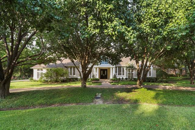 2208 Peninsula Drive, Flower Mound, TX 75022 (MLS #14664167) :: VIVO Realty
