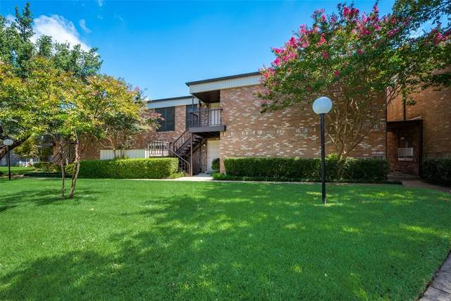6060 Birchbrook Drive #259, Dallas, TX 75206 (#14664899) :: Homes By Lainie Real Estate Group