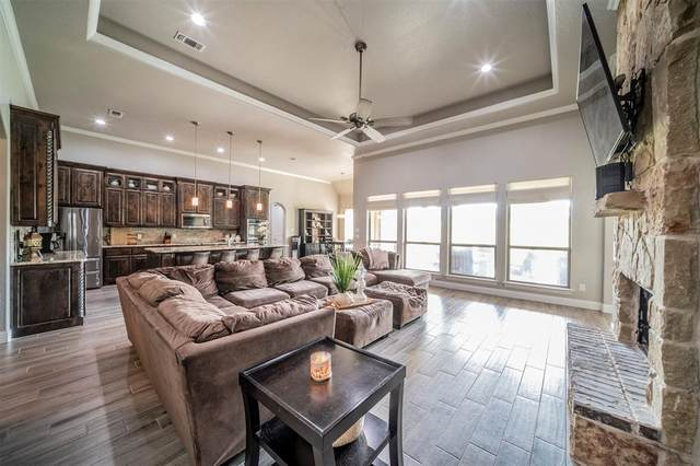9554 Bear Creek Road, Aledo, TX 76008 (MLS #14665349) :: Lisa Birdsong Group | Compass
