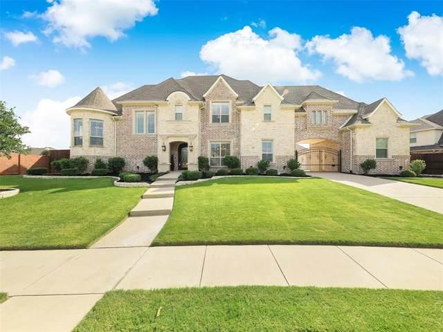 1930 Stillhouse Hollow Drive, Prosper, TX 75078 (MLS #14665480) :: Real Estate By Design