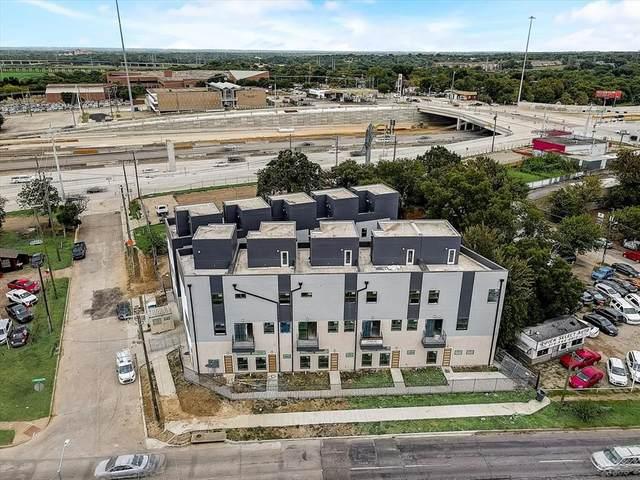 942 E Jefferson Boulevard, Dallas, TX 75203 (MLS #14666762) :: Real Estate By Design