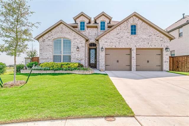 1509 Jocelyn Drive, Fort Worth, TX 76052 (MLS #14668005) :: The Juli Black Team