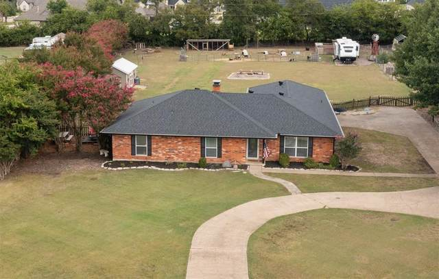 39A Rhea Mills Circle, Prosper, TX 75078 (MLS #14671080) :: The Mitchell Group