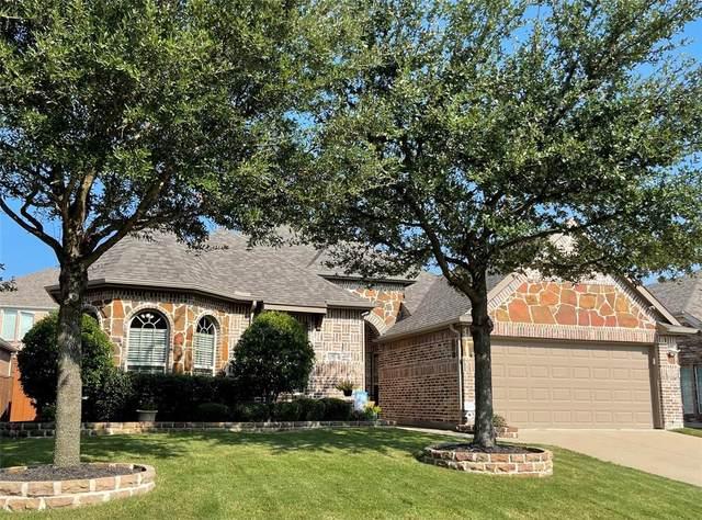 13920 Alden Lane, Frisco, TX 75035 (MLS #14672840) :: Real Estate By Design