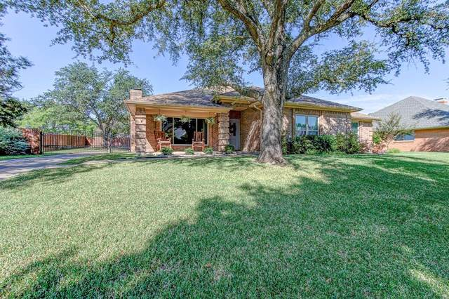 4008 Snow Creek Drive, Fort Worth, TX 76008 (MLS #14673180) :: Russell Realty Group