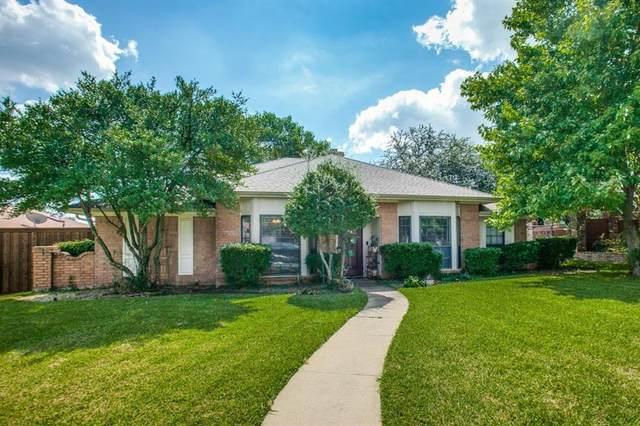 1500 Woodoak Drive, Richardson, TX 75082 (MLS #14673653) :: Trinity Premier Properties