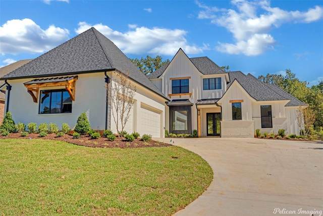 10931 Whispering Path Drive, Shreveport, LA 71106 (MLS #14674302) :: Frankie Arthur Real Estate
