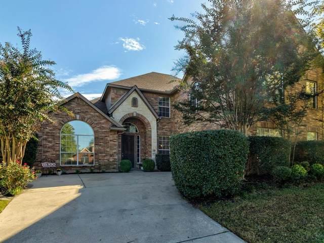 1309 Westmont Drive, Mckinney, TX 75072 (MLS #14679720) :: VIVO Realty