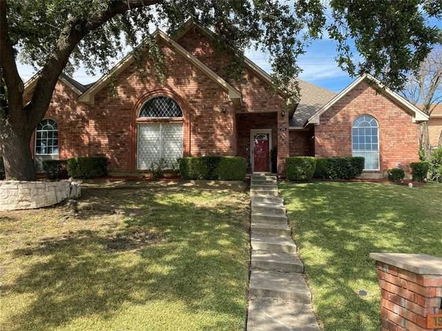 1901 W Arbor Rose Drive, Grand Prairie, TX 75050 (MLS #14679805) :: The Chad Smith Team