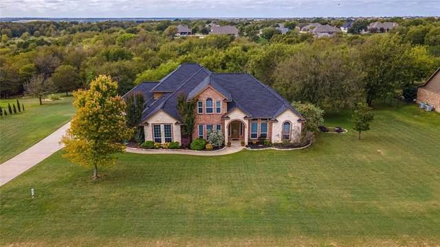 4100 Patricias Ridge, Fort Worth, TX 76126 (MLS #14682912) :: Real Estate By Design
