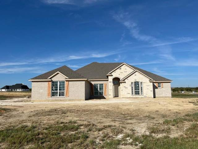 8737 Tucker Drive, Godley, TX 76044 (MLS #14683698) :: The Krissy Mireles Team