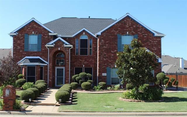 3009 Saint Bartholomew Drive, Mansfield, TX 76063 (MLS #14684394) :: The Russell-Rose Team
