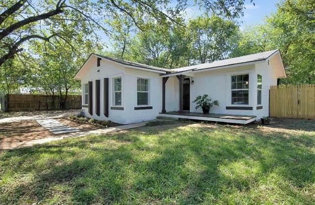 405 Madison Street, Cleburne, TX 76033 (MLS #14684970) :: Trinity Premier Properties