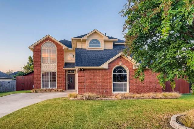 2104 Nugent Drive, Mansfield, TX 76063 (MLS #14686391) :: Real Estate By Design