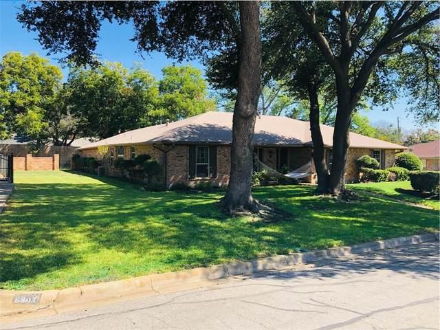 6805 Del Prado Avenue, Fort Worth, TX 76133 (MLS #14686780) :: Trinity Premier Properties