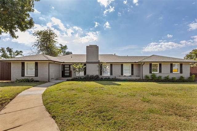 4006 Walnut Hill Lane, Dallas, TX 75229 (MLS #14690770) :: ACR- ANN CARR REALTORS®