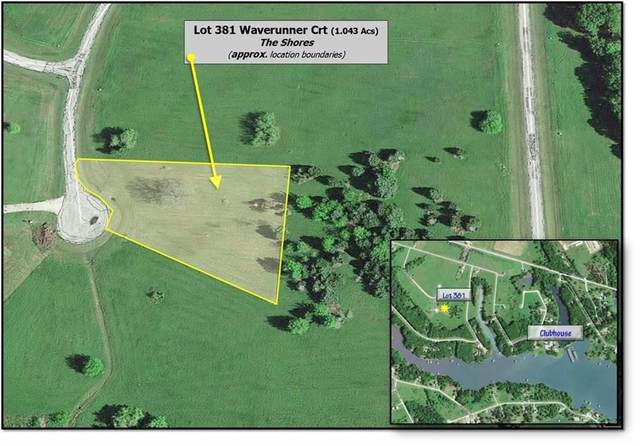 Lot 381 Waverunner, Corsicana, TX 75109 (MLS #14693436) :: Trinity Premier Properties