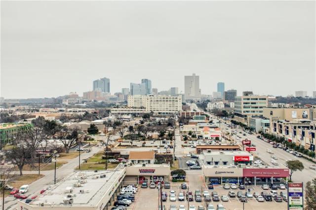 3100 W 7th Street #621, Fort Worth, TX 76107 (MLS #13474602) :: Magnolia Realty