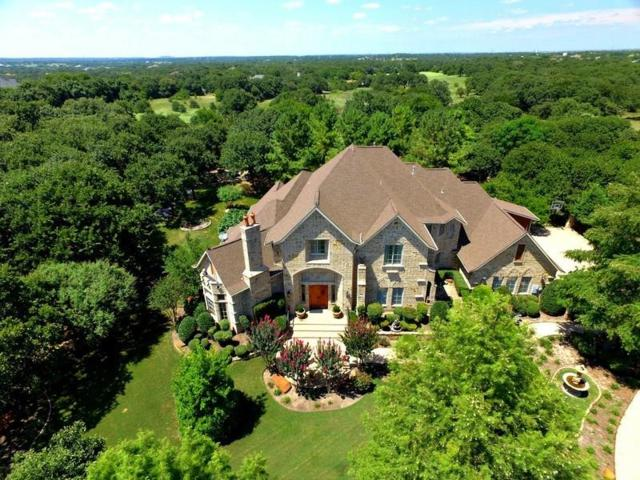 8204 Firestone Drive, Flower Mound, TX 75022 (MLS #13540843) :: The Real Estate Station