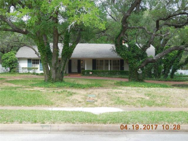 307 S Hillcrest Avenue, Eastland, TX 76448 (MLS #13563961) :: Team Hodnett