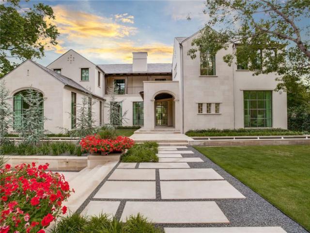 3617 Crescent Avenue, Highland Park, TX 75205 (MLS #13608869) :: Frankie Arthur Real Estate