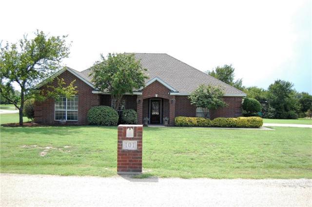 101 Crosswind Court, Aledo, TX 76008 (MLS #13673311) :: The Mitchell Group