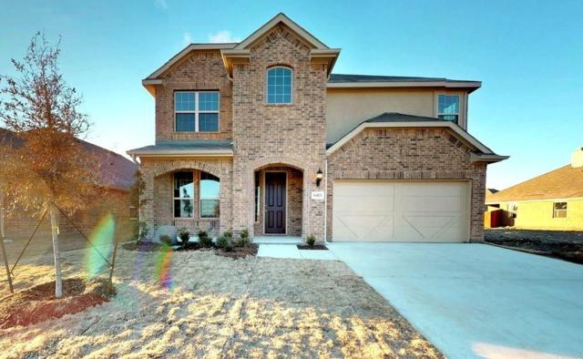 6413 Roaring Creek Drive, Denton, TX 76226 (MLS #13678584) :: Team Hodnett