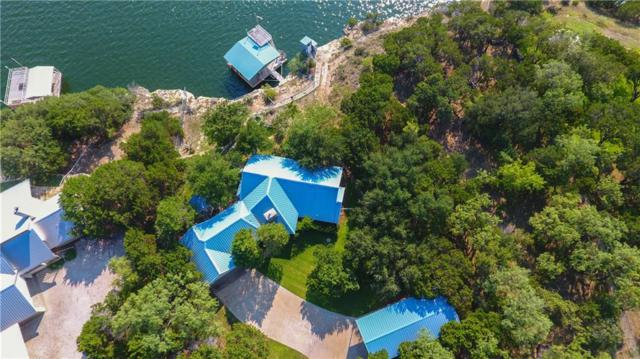 1021 N Mesquite Ridge, Possum Kingdom Lake, TX 76449 (MLS #13685179) :: Robbins Real Estate Group