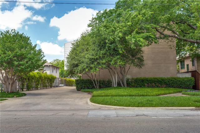 4325 Cole Avenue #5, Dallas, TX 75205 (MLS #13732288) :: Magnolia Realty