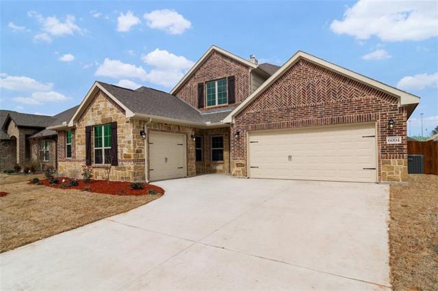 6004 Harwich Lane, Fort Worth, TX 76179 (MLS #13744006) :: Team Hodnett