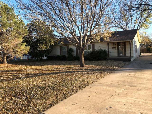 1310 Hudson Road, Stamford, TX 79553 (MLS #13746593) :: Team Hodnett