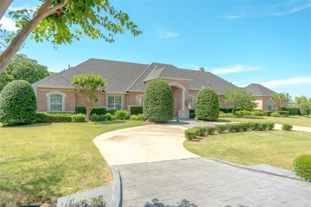 5809 Southern Hills Drive, Flower Mound, TX 75022 (MLS #13746634) :: The Real Estate Station