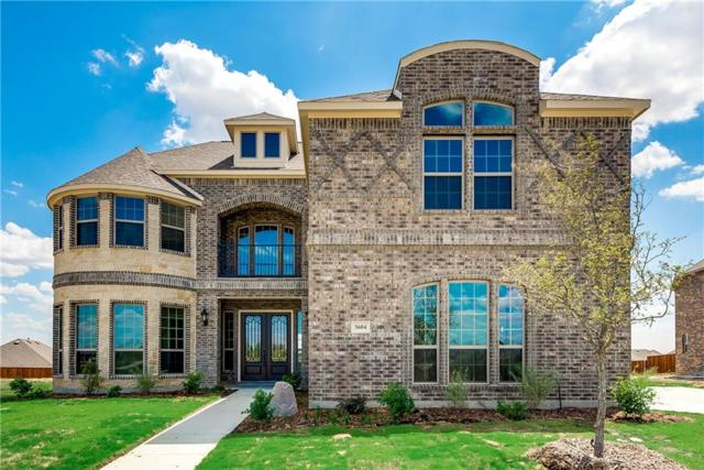 3604 Lakemont Drive, Mansfield, TX 76063 (MLS #13747238) :: Robbins Real Estate Group