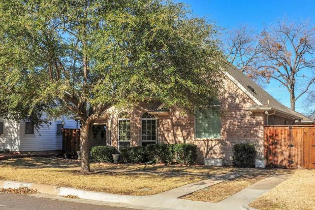 3332 W 4th Street, Fort Worth, TX 76107 (MLS #13758947) :: NewHomePrograms.com LLC
