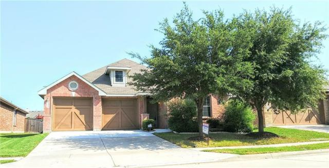 5957 Snow Creek Drive, The Colony, TX 75056 (MLS #13785423) :: Team Hodnett