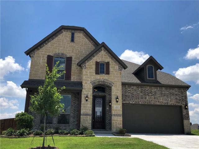 223 Sherbrook Street, Van Alstyne, TX 75495 (MLS #13787068) :: Magnolia Realty