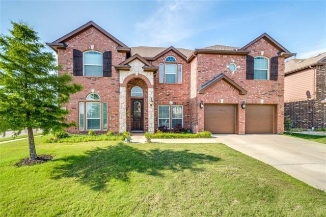 1301 Senita Cactus Street, Fort Worth, TX 76177 (MLS #13789395) :: The Real Estate Station