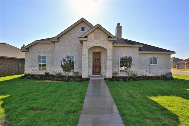 3133 Oakley Street, Abilene, TX 79606 (MLS #13790089) :: Team Hodnett