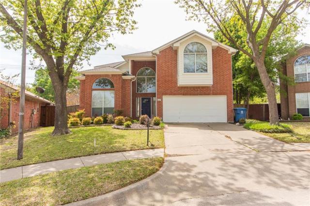 429 Wentworth Drive, Flower Mound, TX 75028 (MLS #13794472) :: RE/MAX Landmark