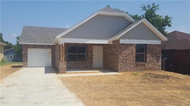 5608 Humbert Avenue, Fort Worth, TX 76107 (MLS #13799189) :: The Chad Smith Team