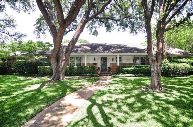 4015 Alta Vista Lane, Dallas, TX 75229 (MLS #13813329) :: Team Hodnett
