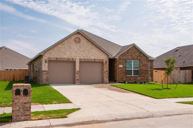 104 Cantle St., Waxahachie, TX 75165 (MLS #13813351) :: Team Hodnett