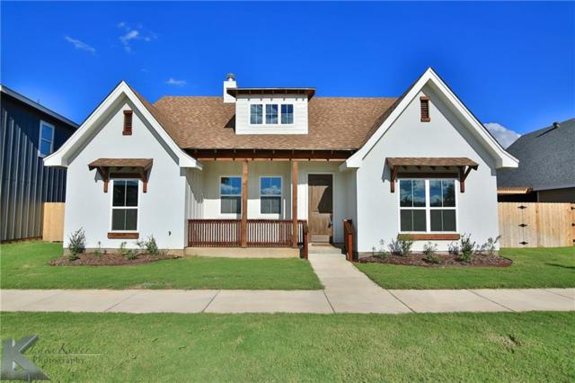 4006 Hope Drive, Clyde, TX 79510 (MLS #13813981) :: The Mitchell Group