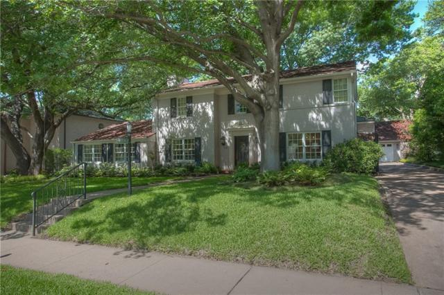 1420 Thomas Place, Fort Worth, TX 76107 (MLS #13814370) :: Team Hodnett