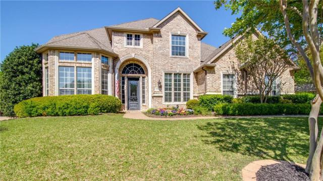 402 Parkwood Court, Southlake, TX 76092 (MLS #13821275) :: Century 21 Judge Fite Company